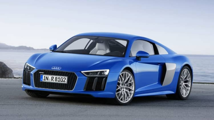 Next-gen Audi R8 E-Tron could have 280-mile range