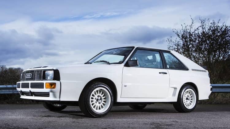 Bonhams sells '85 Audi Sport Quattro for record $427k at Goodwood