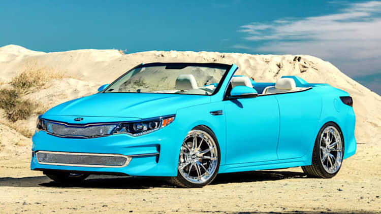 Kia's regionally inspired concepts converge on Las Vegas [w/poll]