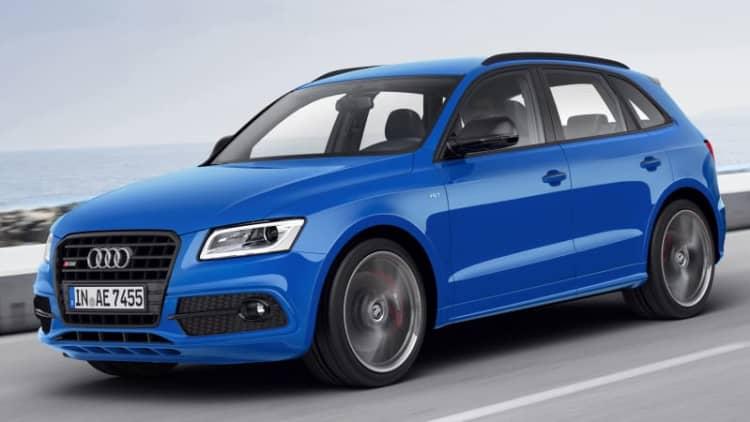 Audi SQ5 TDI Plus packs more potent punch