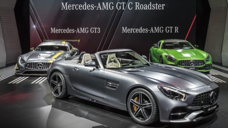 Mercedes-Benz has a convertible conundrum