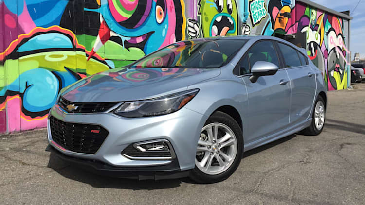 Room and a better view   2017 Chevrolet Cruze Hatchback First Drive