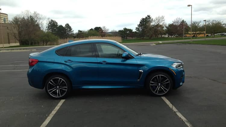 Daily Driver: 2015 BMW X6 M