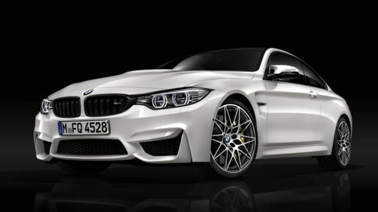 New BMW M3 and M4 Competition Package to cost $5500