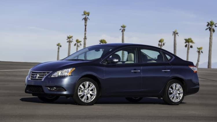 2016 Nissan Sentra to get heavy restyle