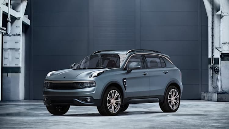 Geely's Lynk & Co. reveals Volvo-based, shareable SUV