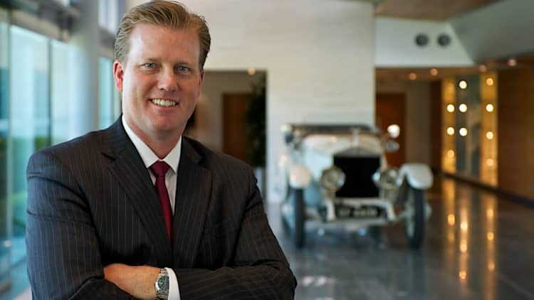 Rolls-Royce names new chief executive for North America