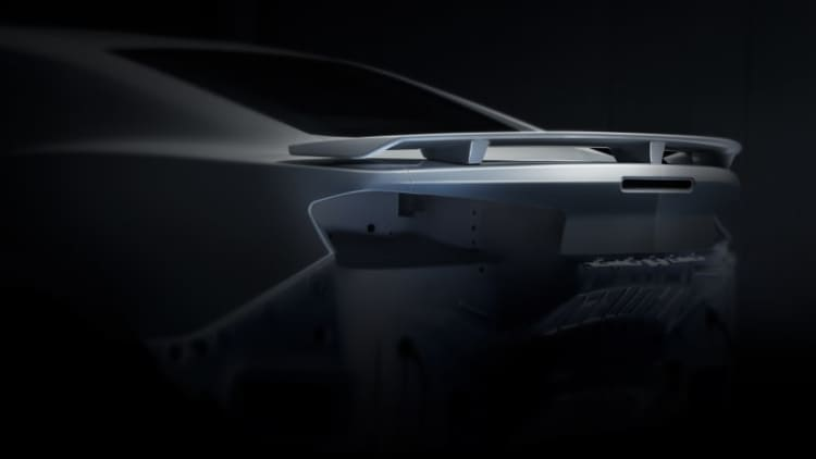 2016 Chevrolet Camaro design teased