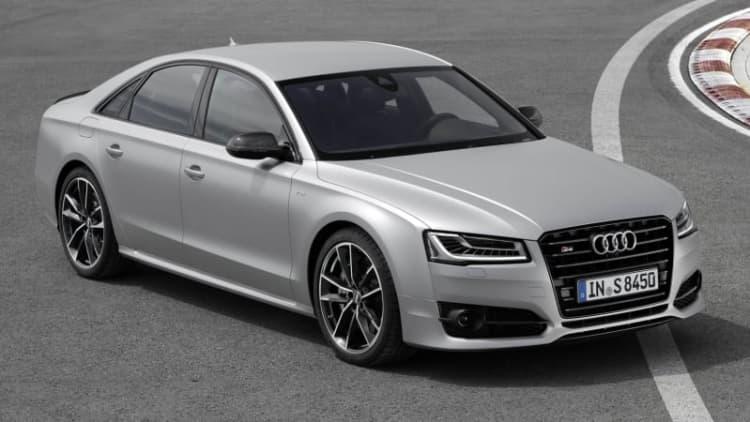 Audi S8 Plus packs 605 horsepower