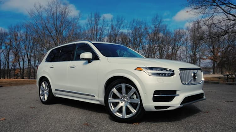 2016 Volvo XC90 T8 Inscription Quick Spin