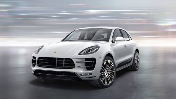 Porsche updates Macan range to match new GTS