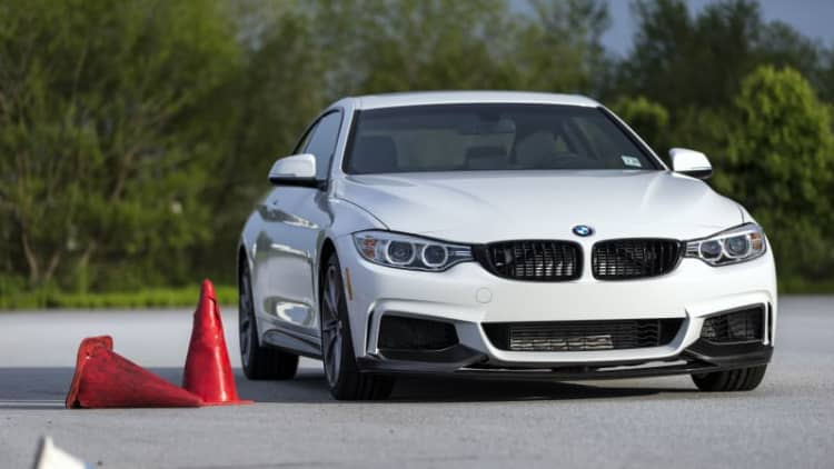 BMW debuts 435i ZHP edition coupe [UPDATE]