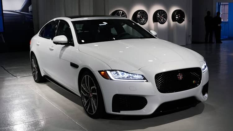 2016 Jaguar XF to hit 60 mph in 5 seconds, lead with cutting-edge infotainment