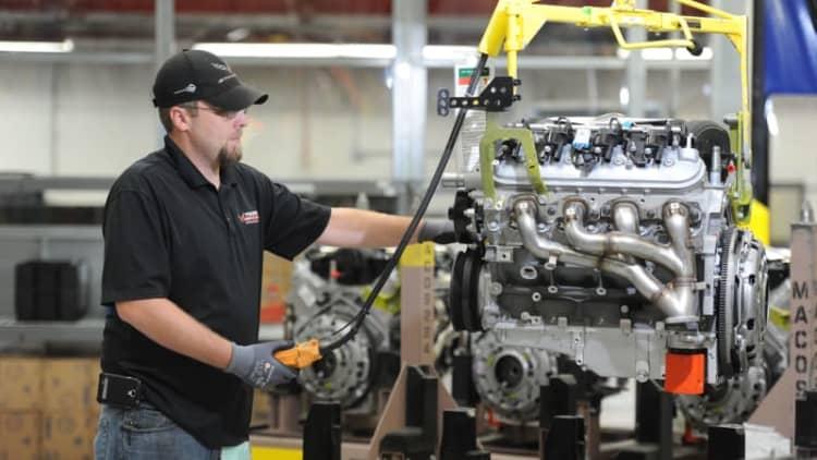 GM Performance Build Center gets $44-million investment