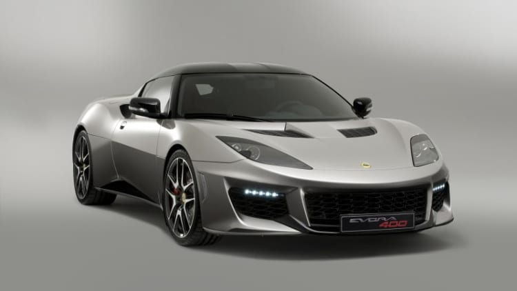 Lotus signs joint venture agreement with China's Goldstar