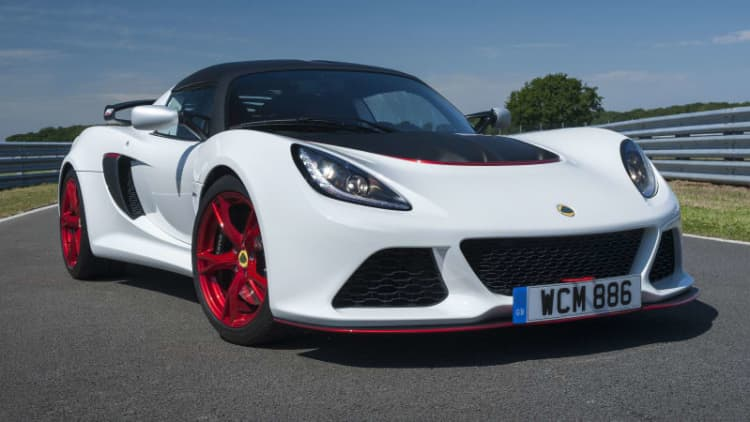 Lotus reveals Exige 360 Cup, limited to 50 cars