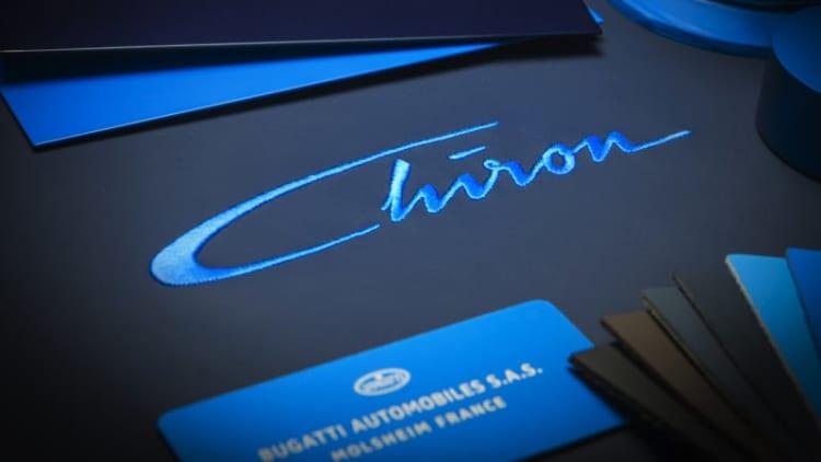 Bugatti confirms new Chiron to debut in Geneva