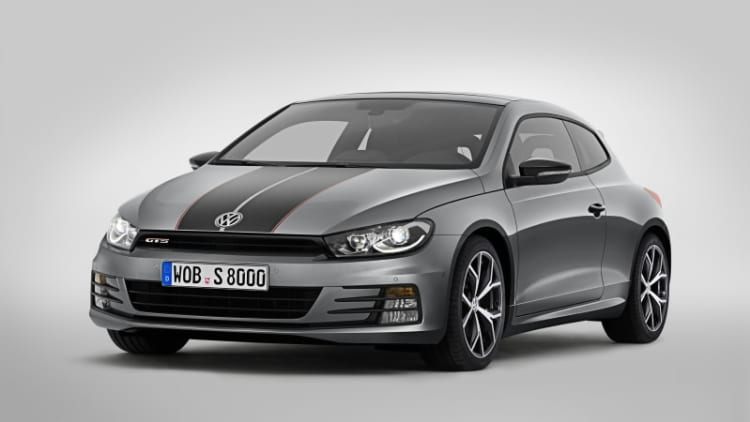 Volkswagen Scirocco GTS set for Shanghai reveal