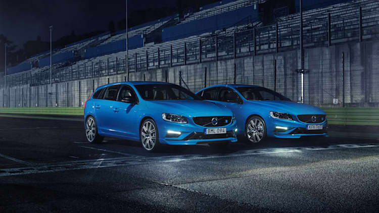 Polestar pushes the S60 and V60 to 367 horsepower
