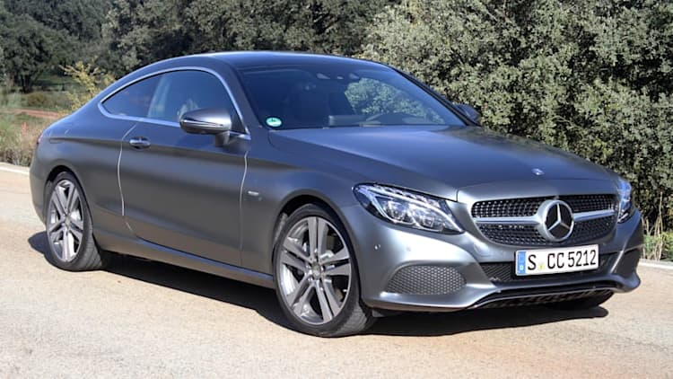 2017 Mercedes-Benz C300 Coupe Quick Spin