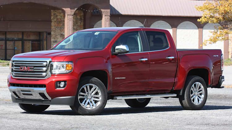 2016 GMC Canyon Diesel Quick Spin [w/video]