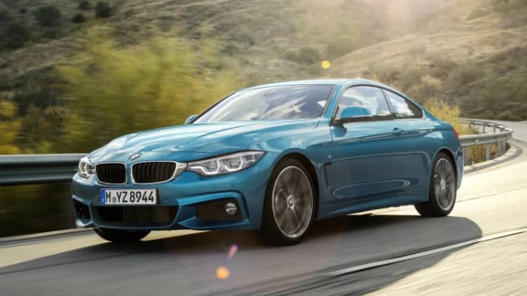2018 BMW 4 Series and M4 get updates for the United States
