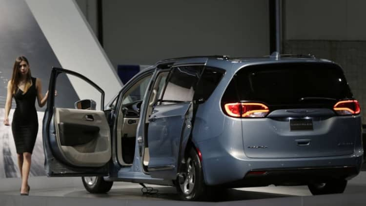 Five innovations that prove minivans don't have to be boring