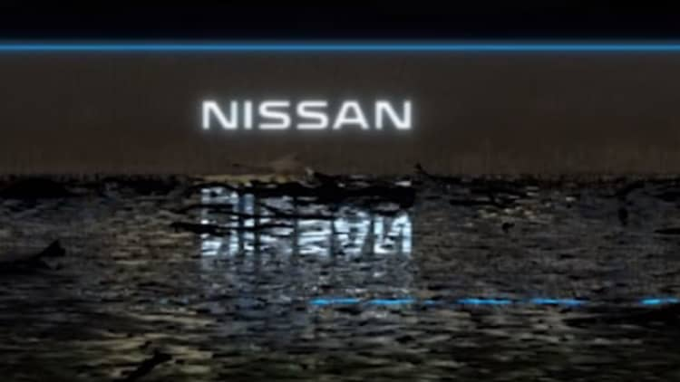 Nissan: The whole concept of 'charging' will disappear