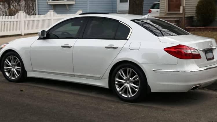 Pre-owned deal alert: Hyundai Genesis