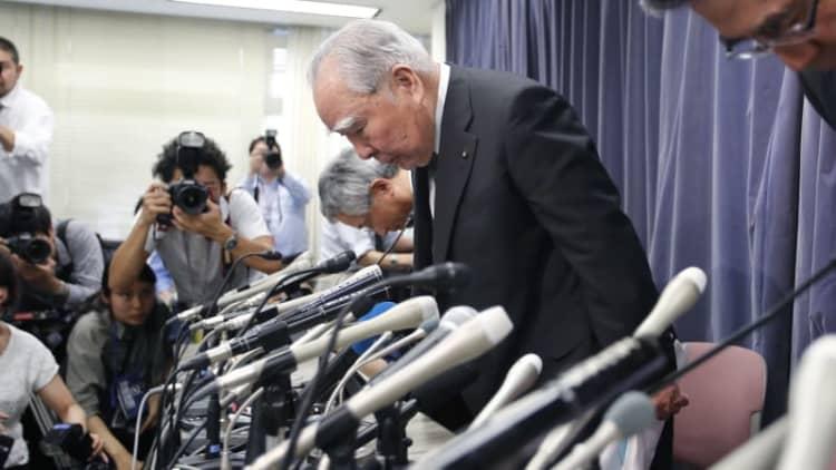 Suzuki heads rolling over fuel economy scandal