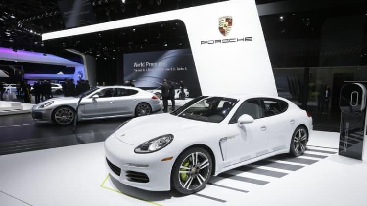 Porsche skipping 2017 Detroit Auto Show