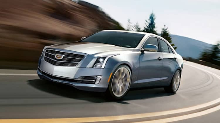 GM recalls Cadillac ATS and Chevy Impala for separate issues