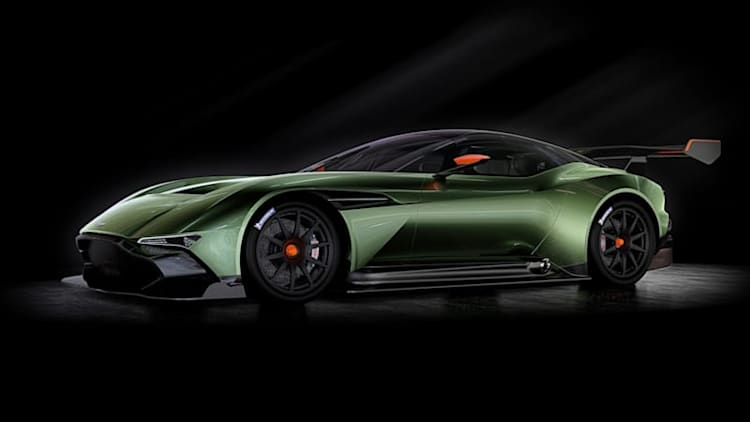 The Aston Martin Vulcan is bound for the Big Apple