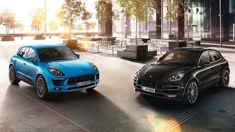 Porsche recalling Macan S and Turbo for fuel leak