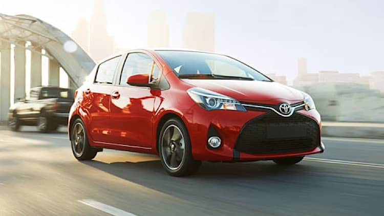 Toyota recalls 250 vehicles in two separate campaigns