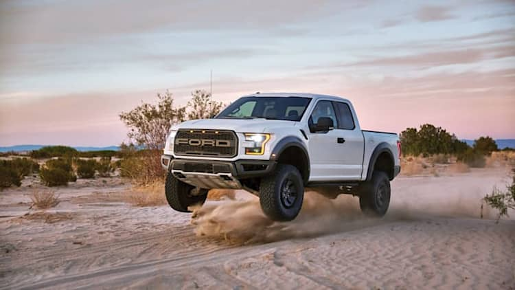 Fox lends a hand at making the Ford F-150 Raptor invincible