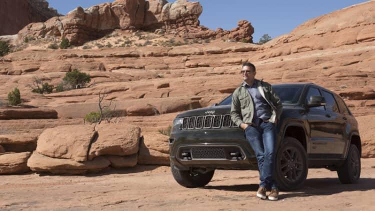 Experience Jeep's 75th Anniversary at Easter Jeep Safari   AutoblogVR
