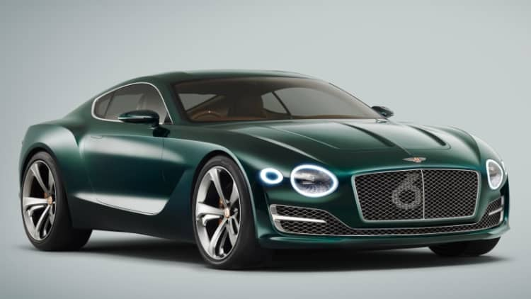 Bentley EXP 10 Speed 6 Concept is our first, maybe best, 2015 Geneva surprise [w/video]