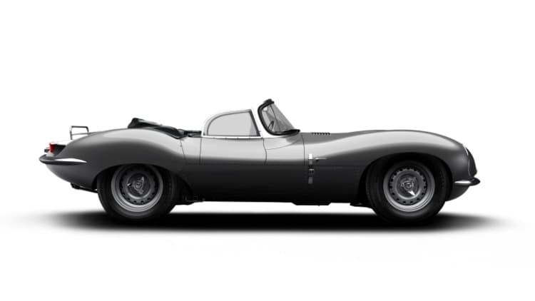 'New' continuation Jaguar XKSS to debut in November in LA