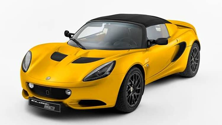 Lotus marks 20 years of the Elise