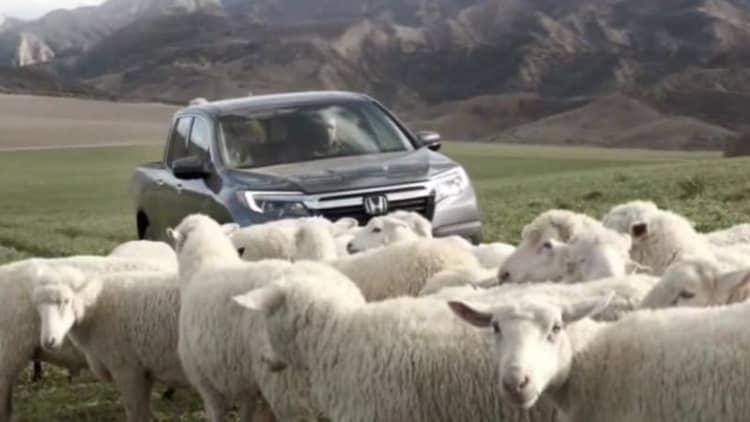 Honda: Somebody To Love (Ridgeline)