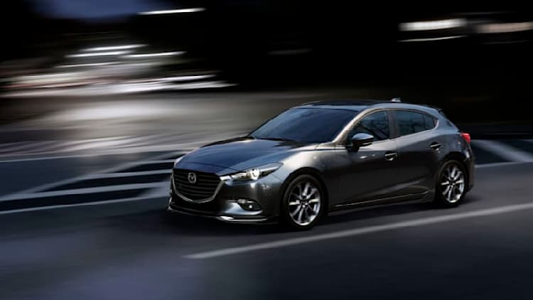 Updated Mazda3 hits US roads this year