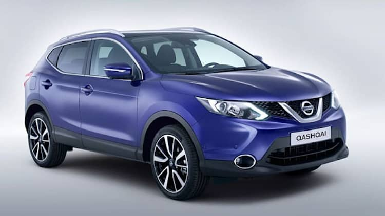 Nissan bringing Qashqai, Rogue hybrid to US