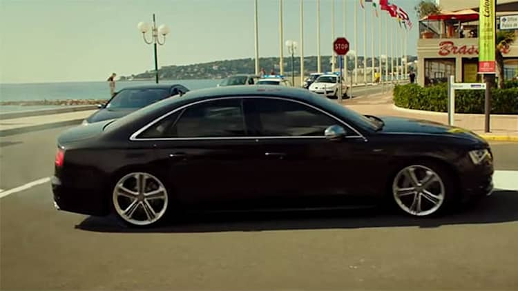 New Transporter 4 Refueled prequel trailer comes with new lead, new Audi S8