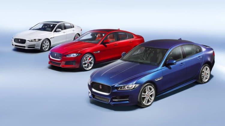 Jaguar planning additional models, engines