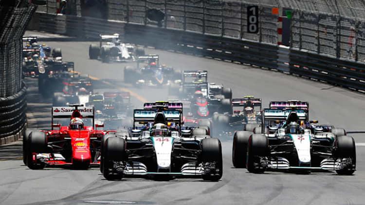 2015 Monaco F1 Grand Prix race recap [spoilers]