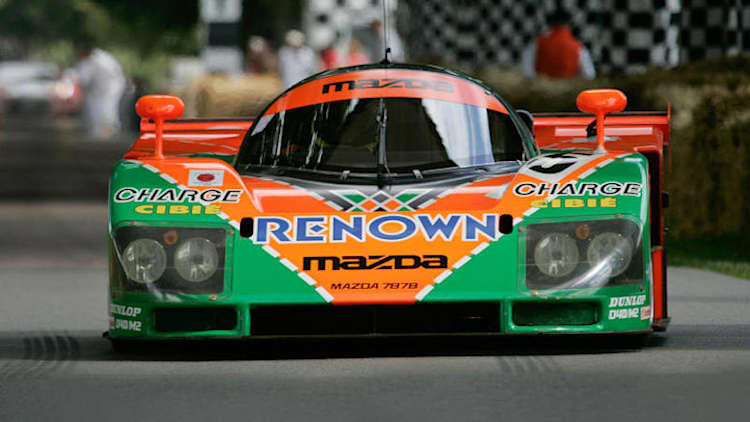 Goodwood Festival of Speed celebrating Mazda this year [w/video]