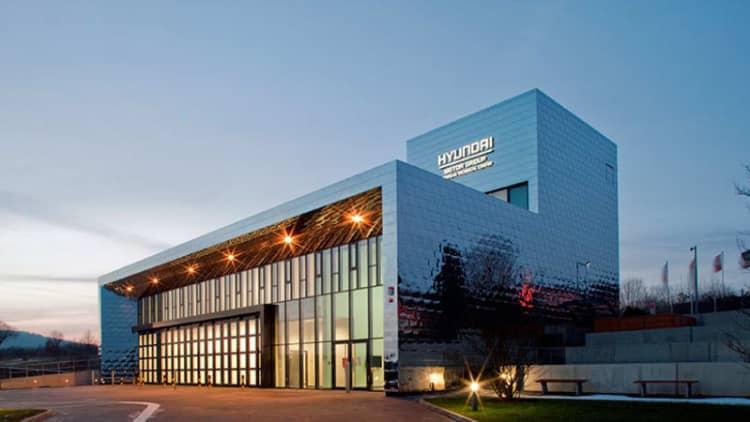 We visit Hyundai's Nurburgring test center