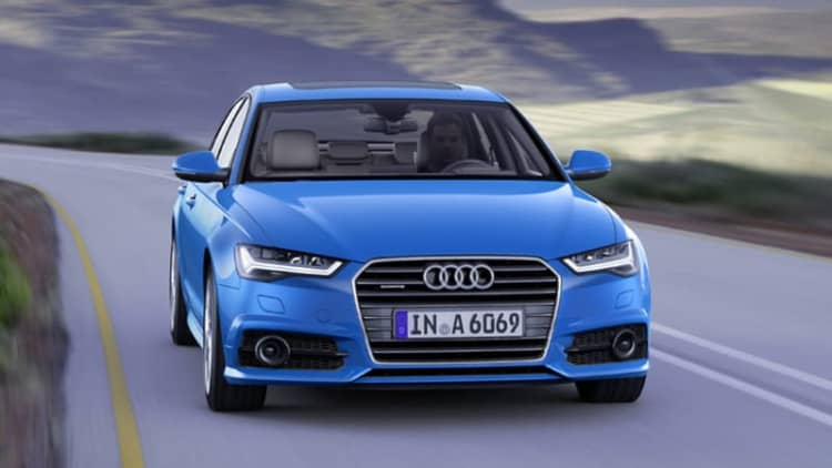 Audi A6 and A7 get a fresh face and upgraded equipment