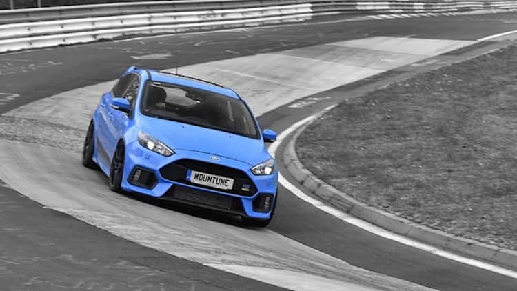 Mountune powers up the Ford Focus RS